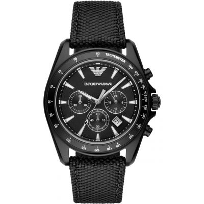 Mens Emporio Armani Chronograph Watch AR6131