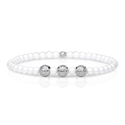 Ladies Bering Stainless Steel Bracelet 607-5117-180