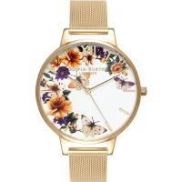 Ladies Olivia Burton Enchanted Garden Watch OB16FS90