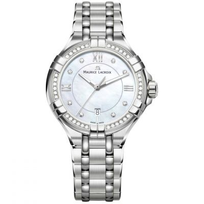 Ladies Maurice Lacroix Aikon Watch AI1004-SD502-170-1
