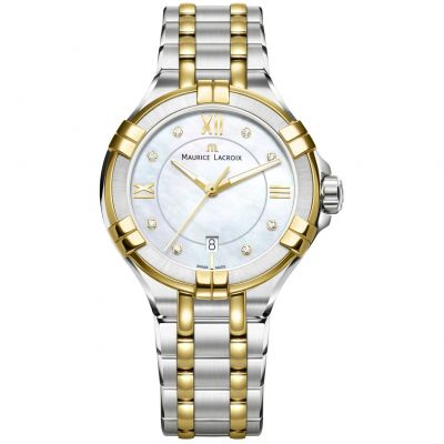 Ladies Maurice Lacroix Aikon Watch AI1004-PVY13-171-1