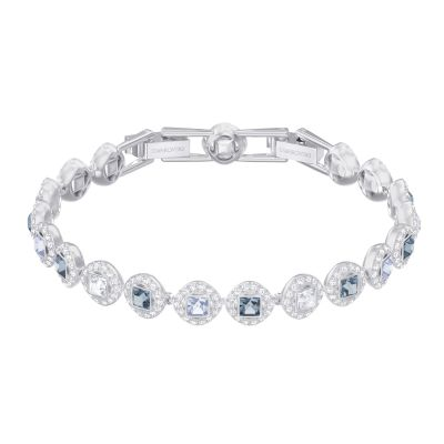 Ladies Swarovski Silver Plated Angelic Bracelet 5289514