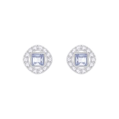 Swarovski Dam Angelic Earrings Silverpläterad 5352048
