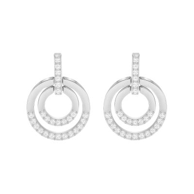Biżuteria damska Swarovski Jewellery Circle Earrings 5349203