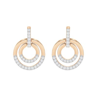 Biżuteria damska Swarovski Jewellery Circle Earrings 5349204