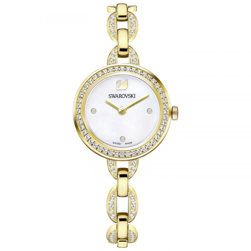 Ladies Swarovski Aila Chain Watch