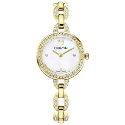 Ladies Swarovski Aila Chain Watch 5253335