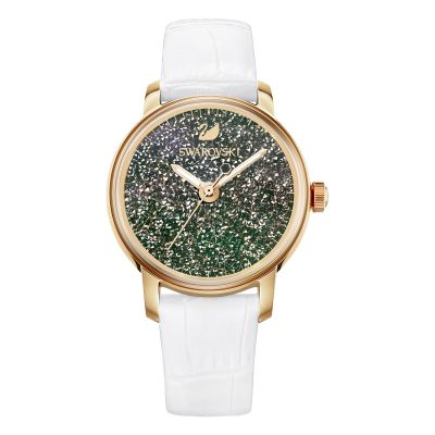 Ladies Swarovski Crystalline Hours Watch 5344635