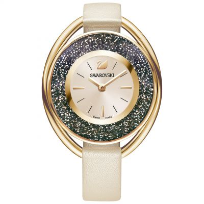 Ladies Swarovski Crystalline Oval Watch 5296319