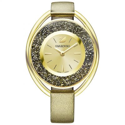 Ladies Swarovski Crystalline Oval Watch 5296314