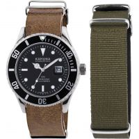 Mens Kahuna Strap Set Watch KUS-0110GSTP