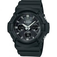 Mens Casio G-Shock Waveceptor Alarm Chronograph Radio Controlled Watch GAW-100B-1AER