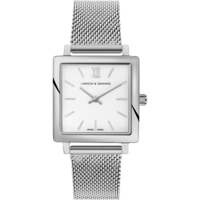 Unisex Larsson & Jennings Norse 34mm Watch NRS34-CM-C-Q-P-SW-O