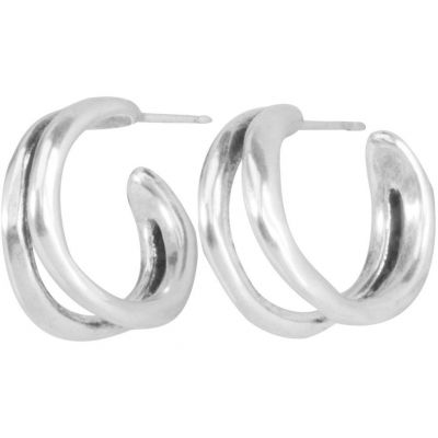 UNOde50 Dames Ondamania Earrings Verguld Zilver PEN0487MTL0000U