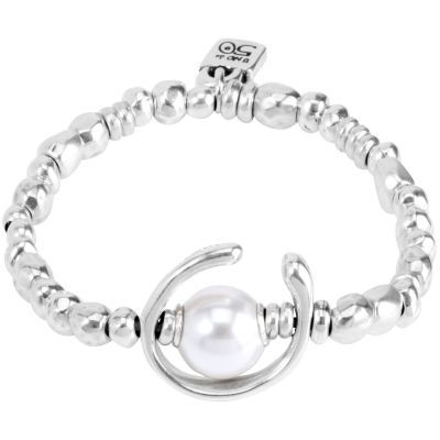 Ladies UNOde50 Silver Plated Una Vuelta Mas, Oh Oh Oh Bracelet PUL1358BPLMTL0M