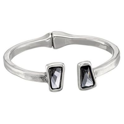 Ladies UNOde50 Silver Plated Ladymatic Bracelet PUL1389GRSMTL0M