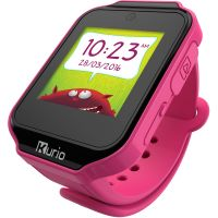 Childrens Kurio Bluetooth Smart 1.0 Pink Alarm Chronograph Watch C16501