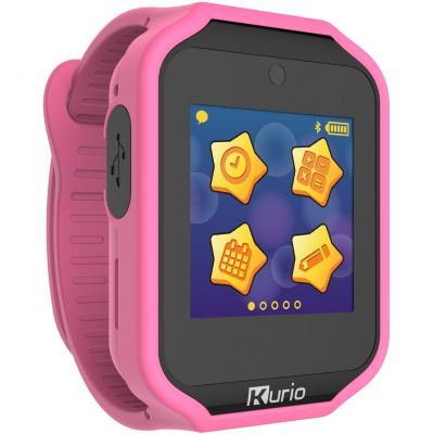 Kurio Bluetooth Smart 2.0 Pink/Purple Barnkronograf Rosa C17516