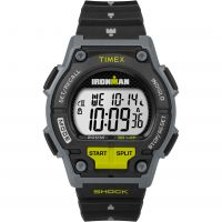 Mens Timex Ironman Alarm Chronograph Watch TW5M13800
