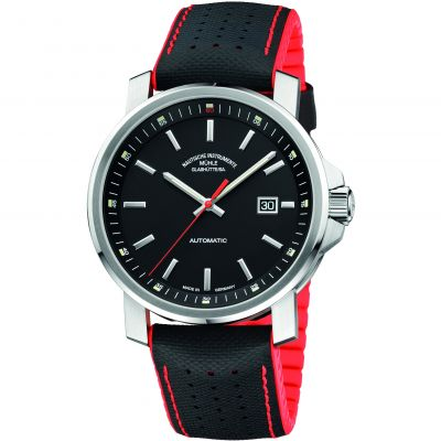 Mens Muhle Glashutte 29er Big Automatic Watch M1-25-33-NB