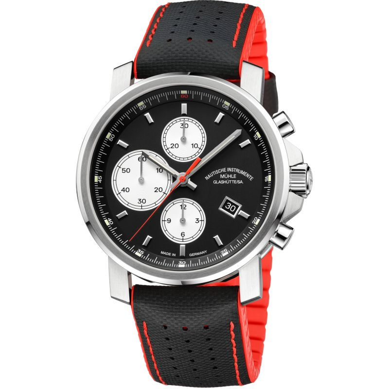 Mens Muhle Glashutte 29er Chronograph Chronograph Watch