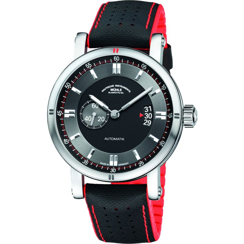 Mens Muhle Glashutte Teutonia Sport II Automatic Watch M1-29-73-NB