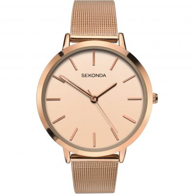 Sekonda Editions Damenuhr in Rosa 2475