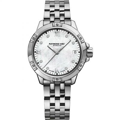 Ladies Raymond Weil Tango Diamond Watch 5960-ST-00995