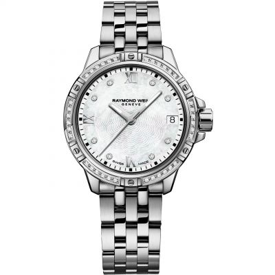 Ladies Raymond Weil Tango Diamond Watch 5960-STS-00995