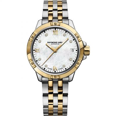 Ladies Raymond Weil Tango Diamond Watch 5960-STP-00995