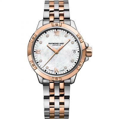 Ladies Raymond Weil Tango Diamond Watch 5960-SPS-00995