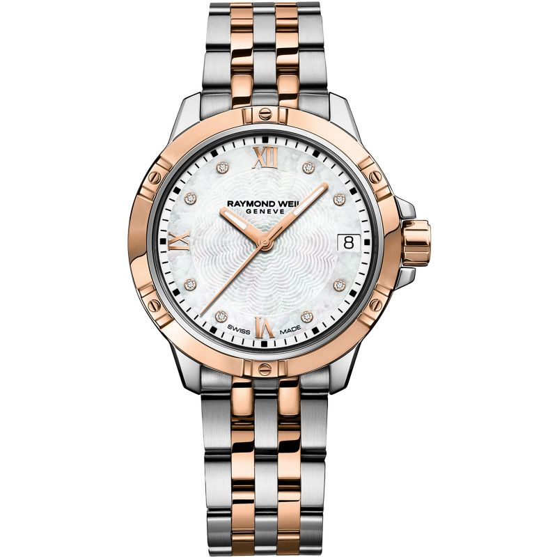 Ladies Raymond Weil Tango Diamond Watch 5960-SP5-00995