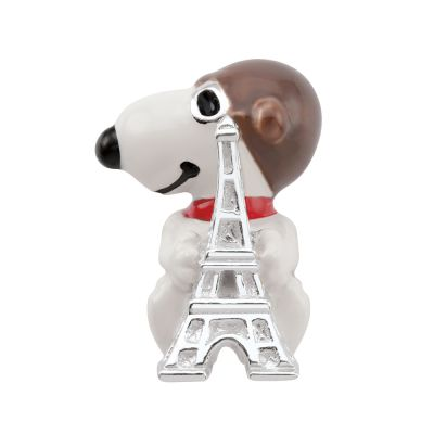 Bijoux Femme Persona Flying Ace Eiffel Tower Bead Charm H14256P1