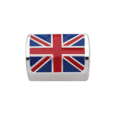 Ladies Persona Sterling Silver Union Jack Bead Charm H13550P1