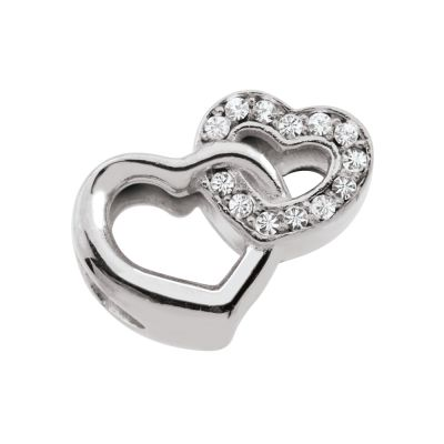 Ladies Persona Sterling Silver You Are Perfect Bead Charm H14015P2
