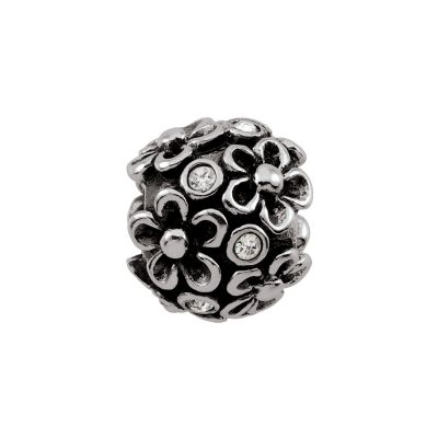 Ladies Persona Sterling Silver Buttercup Bouquet Bead Charm H13297P1
