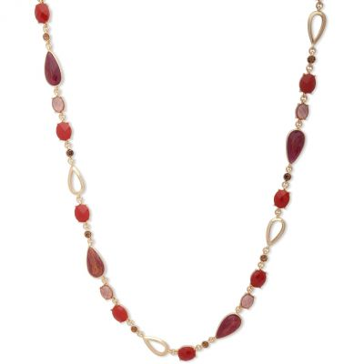 Biżuteria damska Anne Klein Jewellery Aventura Summer Necklace 60465810-887