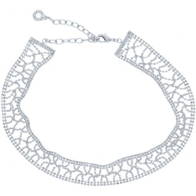 Biżuteria damska Anne Klein Jewellery Just Shine Choker Necklace 60466559-G03