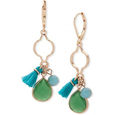 Biżuteria damska Lonna And Lilly Orchid Skys Earrings 60468540-900