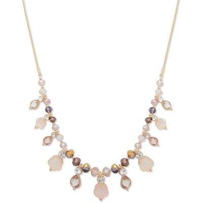 Biżuteria damska Lonna And Lilly Autumn Sunrise Necklace 60468659-C48