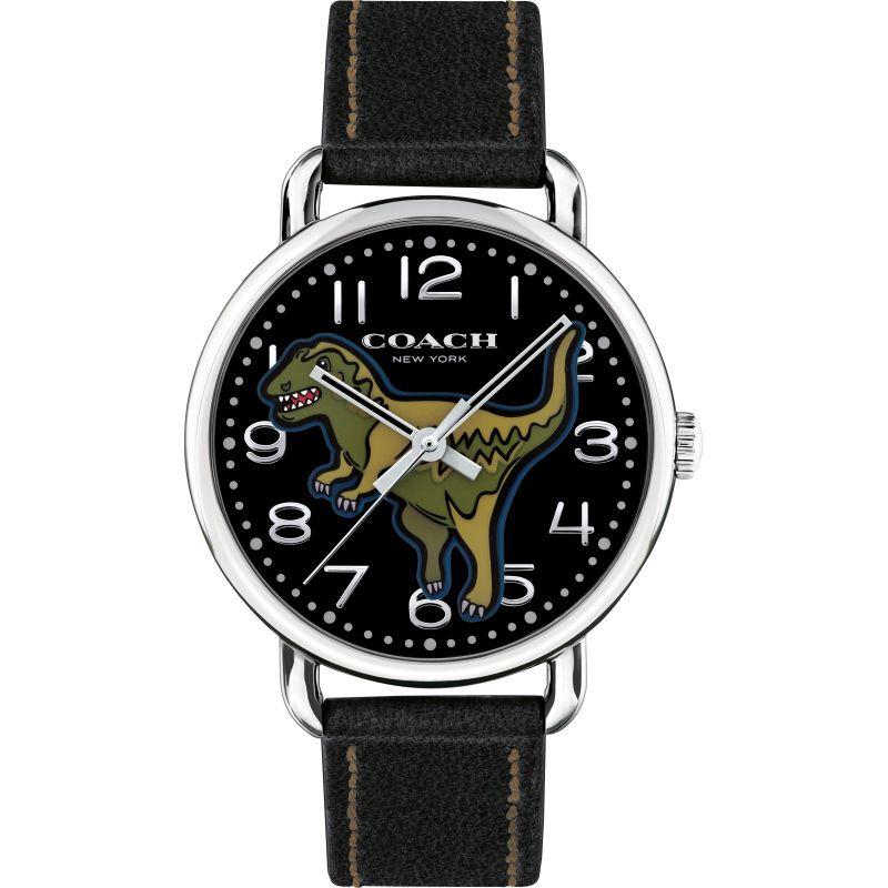 Unisex Coach Delancey Watch