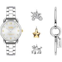 Ladies Coach Delancey Gift Set Watch 14000055