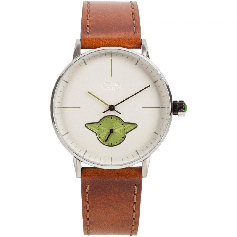 Unisex Star Wars 40th Anniversary Yoda Collectors Edition Watch