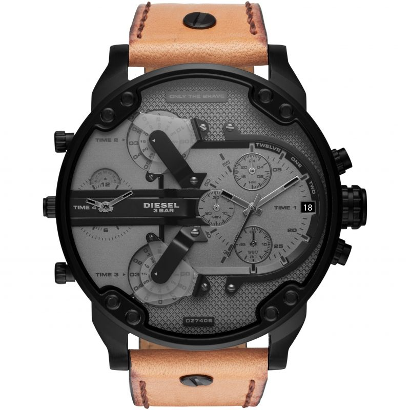 Mens Diesel Mr Daddy 2.0 Chronograph Watch