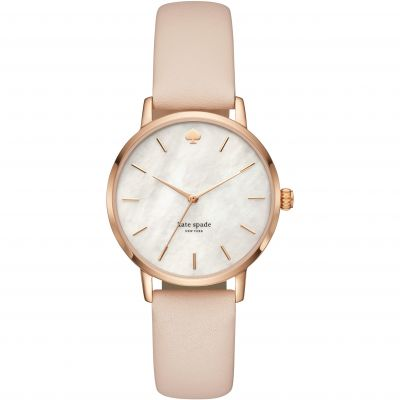 Kate Spade New York Metro Dameshorloge Creme KSW1403