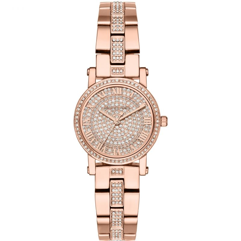 Ladies Michael Kors Petite Norie Watch