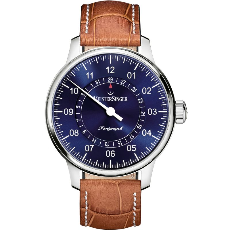 Mens Meistersinger Perigraph Automatic Watch