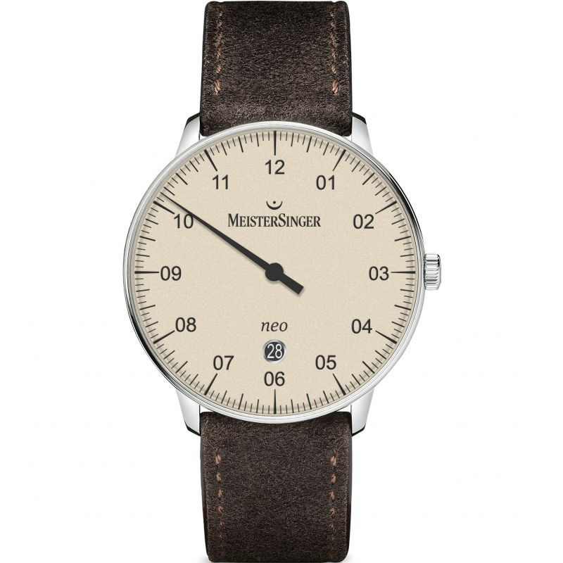 Mens Meistersinger Neo Plus Automatic Watch