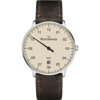 Mens Meistersinger Neo Plus Automatic Watch NE403
