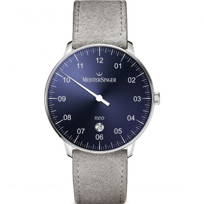 Mens Meistersinger Neo Plus Automatic Watch NE408